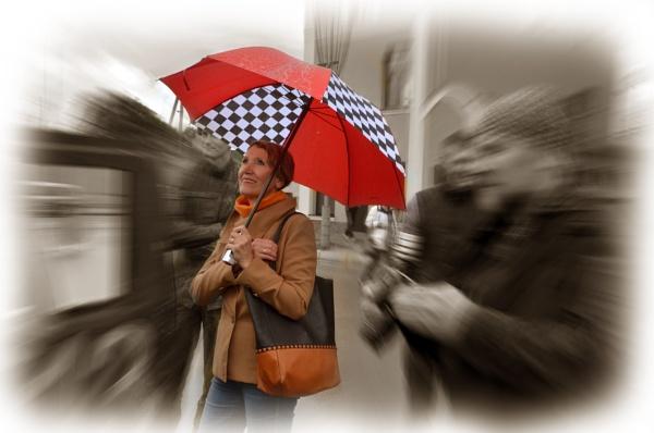 Umbrella by Zenonas