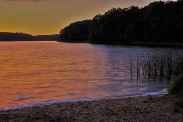 Sunset Beach by PentaxBro