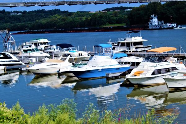 31st st Boat Dock by shermnic