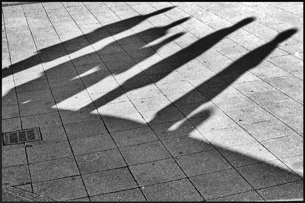 Shadows by brusque