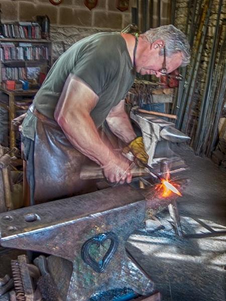 blacksmith by STUARTHILL758