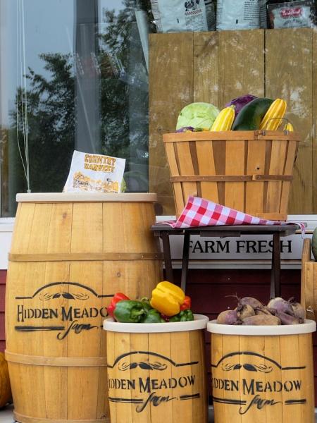 Farm Fresh by Joline