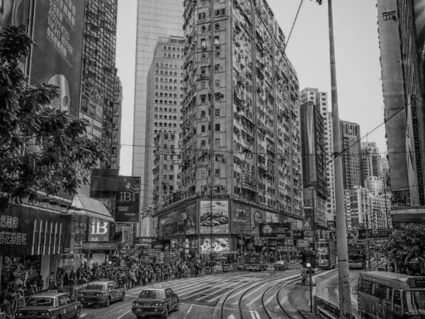 Hong Kong by DaveCole