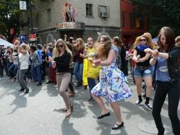 Spontanous Dance