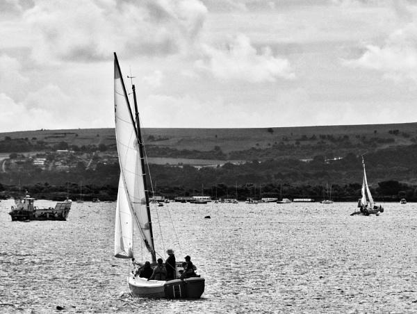 Poole Bay by Kurt42