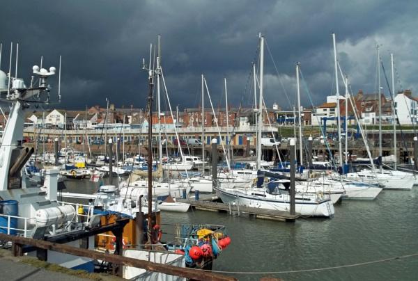 Bridlington Harbour by Hurstbourne
