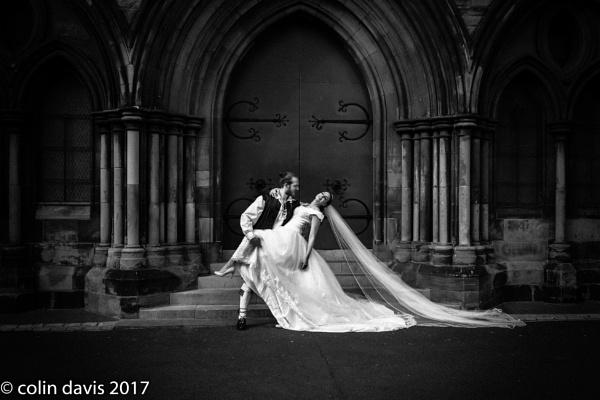 Wedding Shoot at Govan Parish Church by CozPics