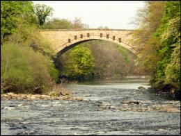 BRIDGE - RIVER TEES