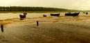 Fishing Boats in Talsari Beach by debu