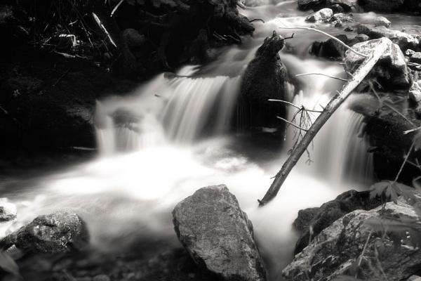Water shadows by mlseawell
