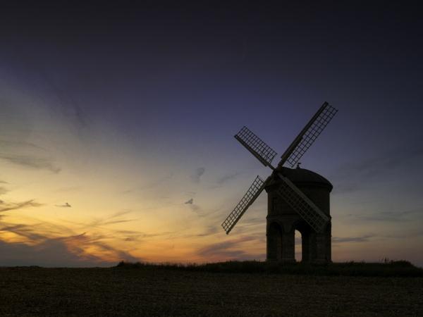 Chesterton Windmill Sunset by CraigWalker
