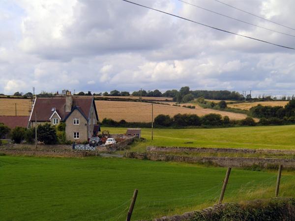 Countryside. by Gypsyman