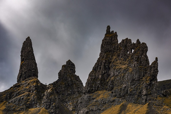 Old and Young Man of Storr by TimMunsey