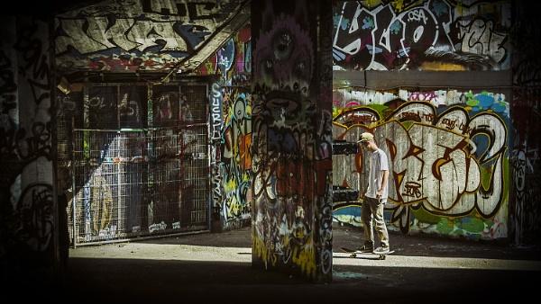 Graffiti by BydoR9