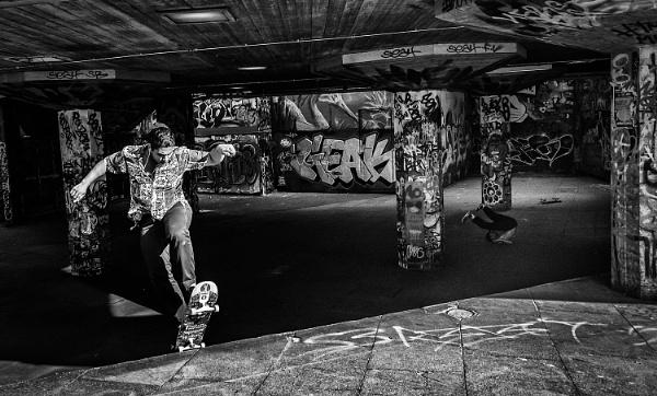 Skate or Die by BydoR9