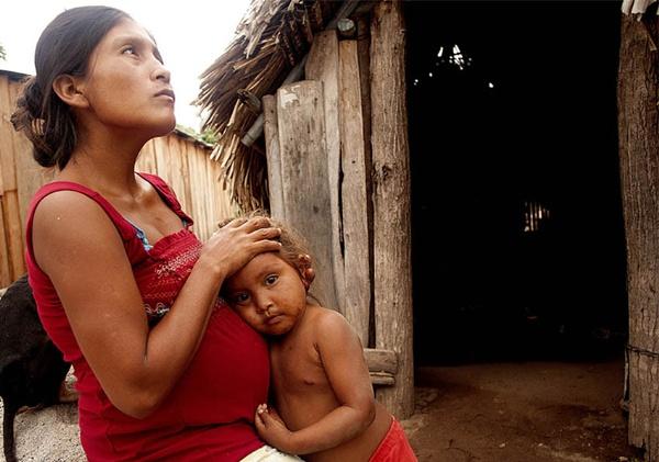 Mujer Yukpa. by GBauer