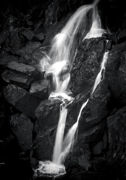 Hidden Falls by WeeGeordieLass