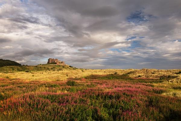 Bamburgh Castle by Trevhas