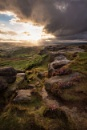 Gritstone Pathway by Trevhas
