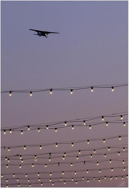 Landing Lights by SHR