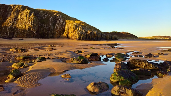 Early Morning On Tyeningham Beach by Therapy