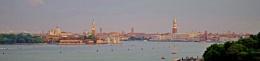 Entering Venice 6am