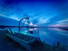 Blue Cross Sail