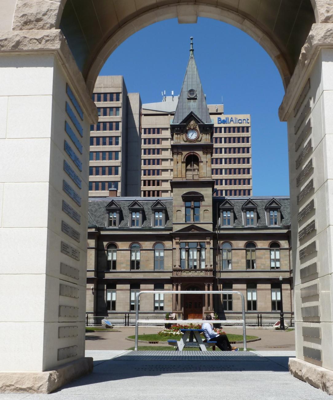 City Hall. Halifax. Nova Scotia
