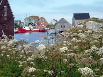 Peggys Cove. Nova Scotia
