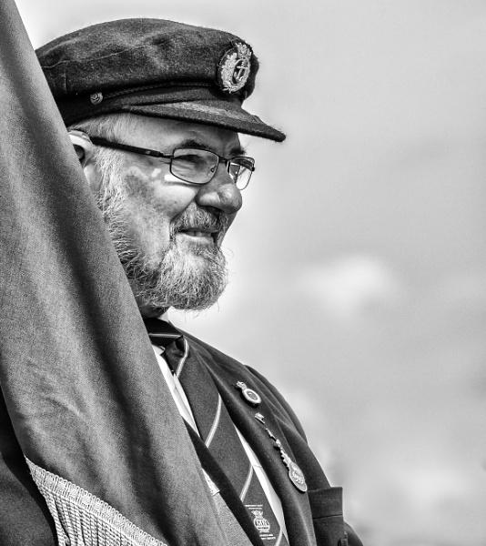 Merchant Seaman by MartinLeech