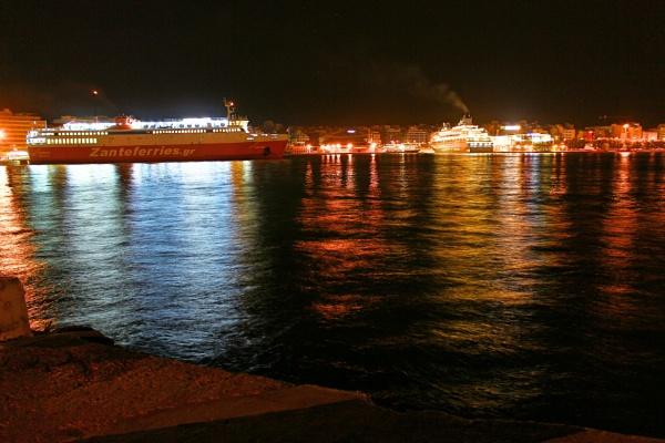 HARBOR LIGHTS by dimalexa