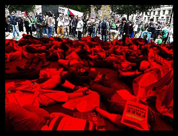 London Massacre by kombizz
