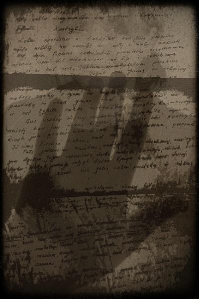 Old letter... by Zenonas