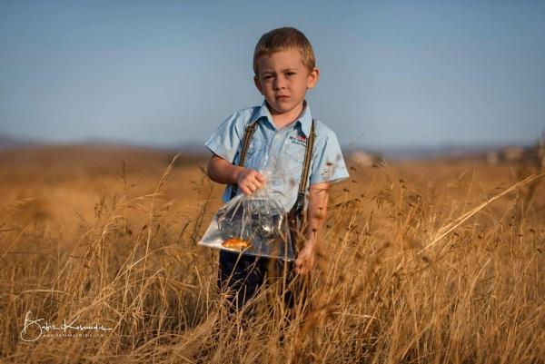 Life in a dryland by bbkosmidis
