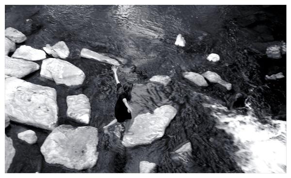 the joy of summer (River Schwechart /Near Vienna) Part III by bliba