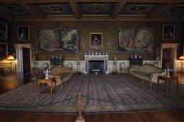 Chirk Castle interior