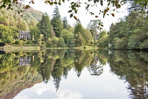 Loch Ard by johnsd