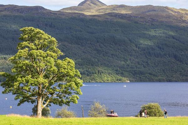 Loch Lomond by johnsd