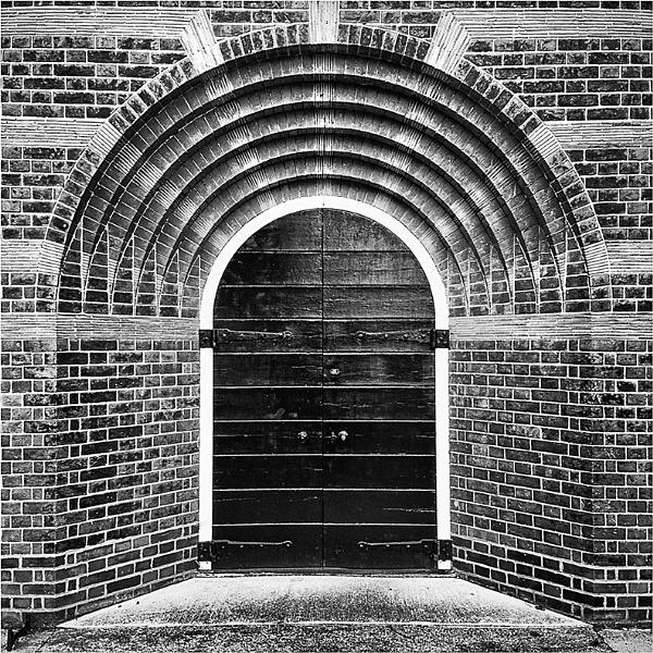 The Black Door by koiboy