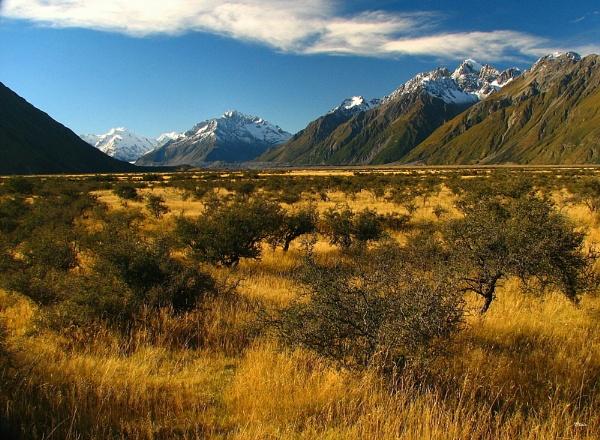Mt Cook NP 28 by DevilsAdvocate