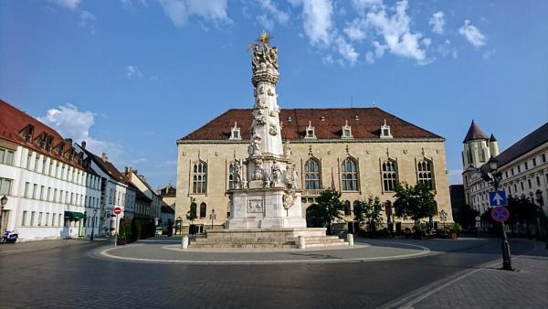 Holy Trinity Square by budapestbill