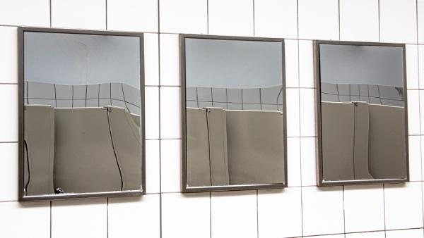 Mirror, mirror ..... by AnnChown