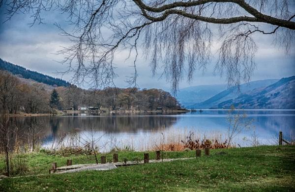 Loch Earn by AndyTheBee