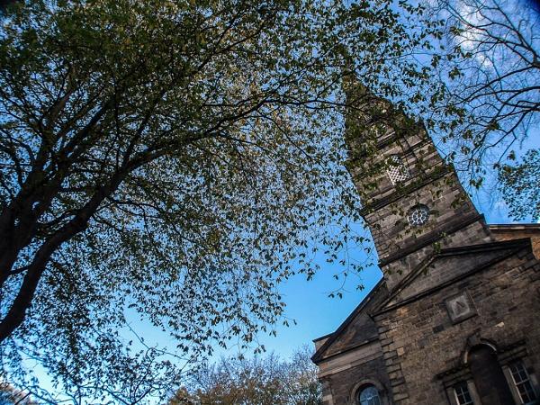Church Tilt by AndyTheBee
