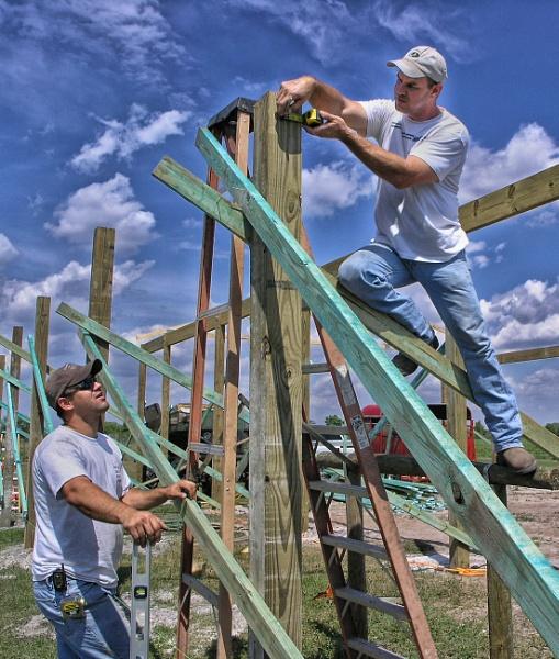Barn Builders by jbsaladino