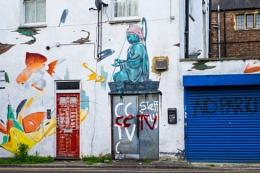 Photo : Street Graphic