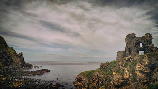 N.Ireland - Kinbane Castle by atenytom