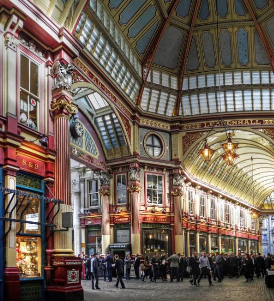Ladenhall Market by StevenBest