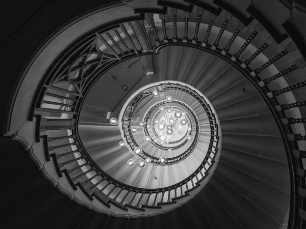 Spiral Staircase by CraigWalker