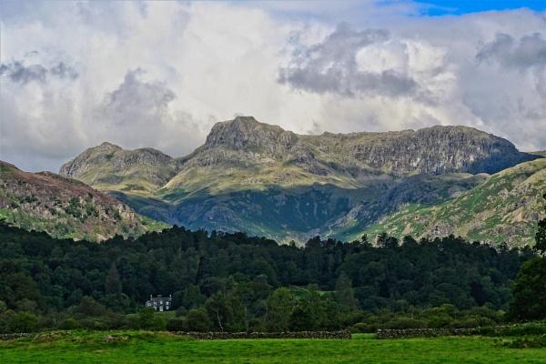 Mountain View by ANNDORASBOX